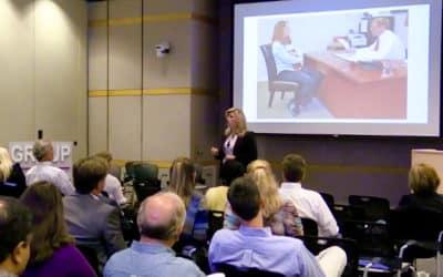 The power of good presentation: body language